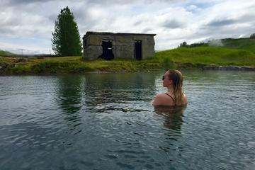 Small Group Golden Circle and Secret Lagoon Hot Springs Tour from...