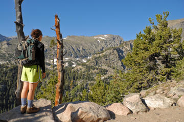 Day Trip Hiking Adventure Through Colorado's Front Range near Denver, Colorado