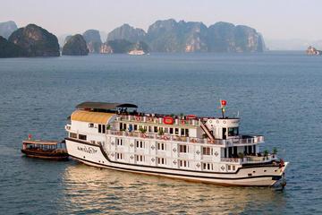 2 Day Bai Tu Long bay-Ha Long bay...