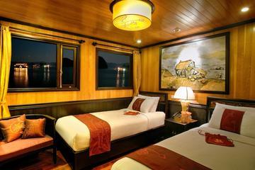 Indochina Sails Junk Cruise Ha Long 3...