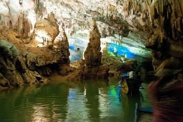 Phong Nha cave and Dark cave depart from Phong Nha