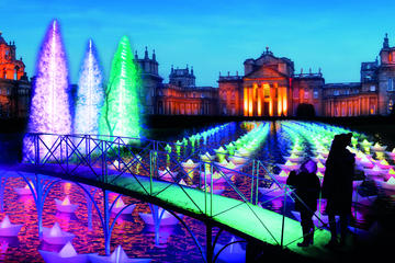 Cotswolds & Christmas at Blenheim Day...