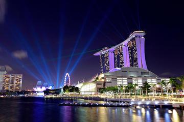 Tour durch Singapur bei Nacht mit...