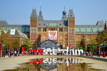Slipp køen: tur til Van Gogh-museet og Rijksmuseum, inkludert cruise...