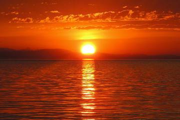 Bootstour bei Sonnenuntergang von Clearwater
