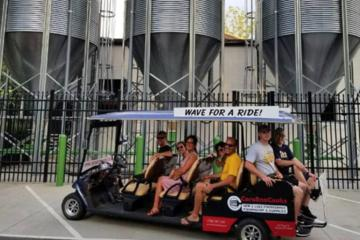 3-Hour Charlotte Brewery Crawl Tour