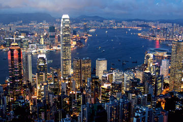 4-Day Tour of Hong Kong and Lantau...