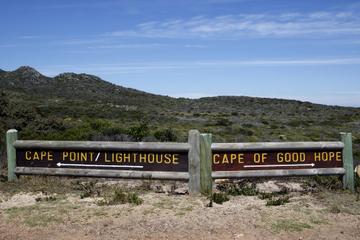 Tour privé: au Cap et dans la vallée...