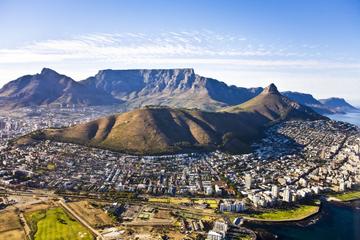 Visita privada: Principales puntos de interés de Ciudad del Cabo