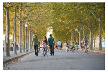 Guided bike Tour of Lucca - half day small group
