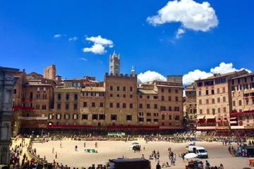 Siena, San Gimignano and Chianti Wine full-day from Lucca
