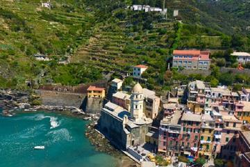 The Best of Cinque Terre full-day Tour from Lucca