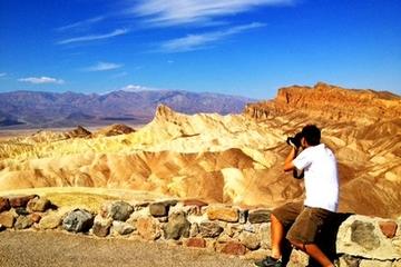 Dagstur i liten grupp till nationalparken Death Valley från Las Vegas