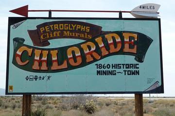 Dagstur till Arizonas western- och spökstäder från Las Vegas