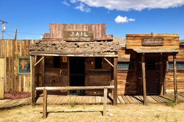 Dagtocht vanuit Las Vegas naar de spooksteden en het Wilde Westen van ...