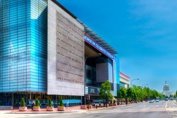 Entrada para o Newseum de Washington DC