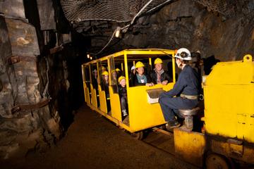 Billet d'entrée au musée de la mine de cuivre Britannia