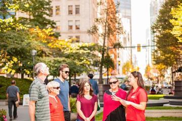 Excursión para grupos pequeños de almuerzo gourmet en Vancouver