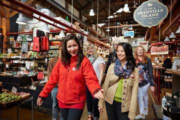 Excursión para grupos pequeños por el mercado de Granville Island