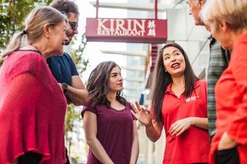 Landausflug Vancouver: Gourmet-Führung in kleiner Gruppe