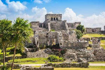 Tulum Coba Cenote and playa del carmen