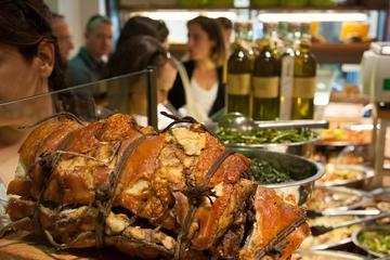 Tour gastronomico privato di Roma: Campo de' Fiori, ghetto ebraico e