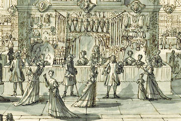 PARIS ON DISPLAY: 18TH-CENTURY BOUTIQUES