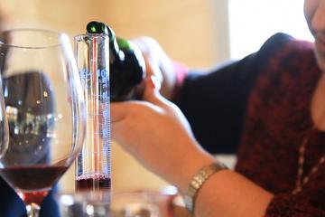 Degustação de vinhos para grupos...