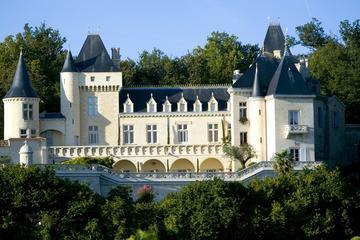 Excursión a castillos y cata de vino...