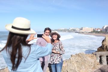 Excursion en petit groupe sur la côte...