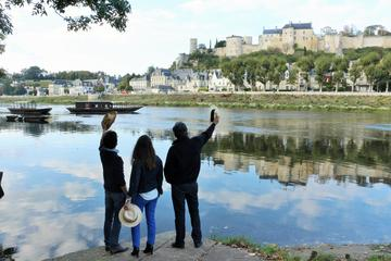 Small-Group Chinon Wine Tasting Tour of Chinon