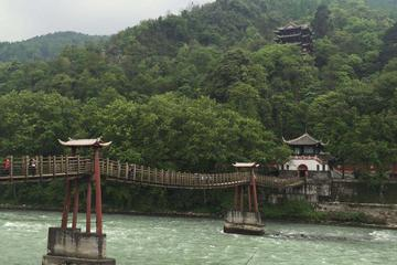 Private Day Tour: Dujiangyan Irrigation System& Mount Qingcheng