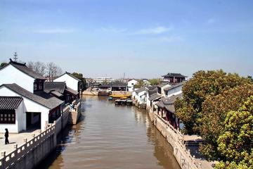 Private Suzhou Day Tour: Culture and Taste of Suzhou