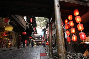Private Tour: Panda & Chengdu city & Face changing