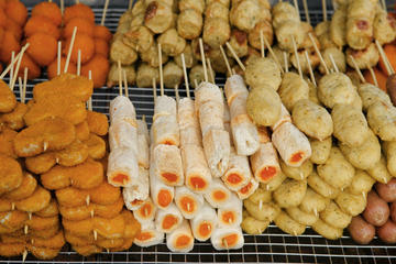 Eat Like A Local: Penang Night Street Food Tour
