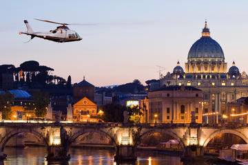 Helicopter Tour above Rome and...