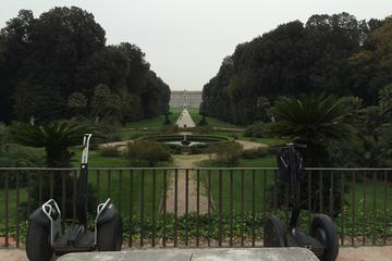 Caserta Park of the Royal Palace Segway Tour