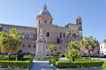 Escursione costiera a Palermo: tour della città in Segway