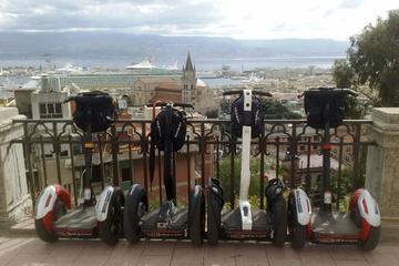 Excursion en bord de mer à Messine: visite de la ville en Segway