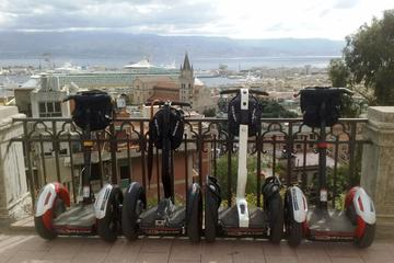 Messina Landausflug: City Segway Tour