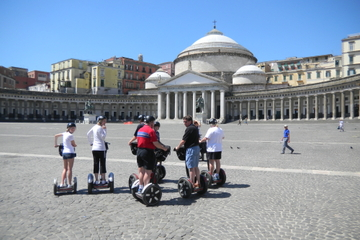 Tour de Naples en Segway