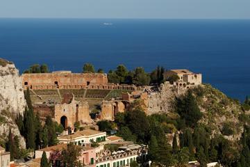 Visite de Taormine en Segway