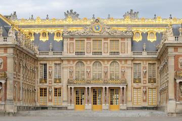 Exklusivt för Viator: slottet i Versailles och Marie-Antoinettes ...