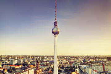 Skip the Line: Berlin TV Tower Peak Time Access