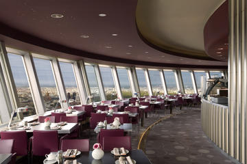 Skip-the-line Berlin TV Tower Restaurant: Inner Circle Ticket