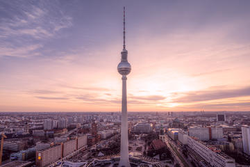 Skip the Line: Fast View Ticket at Berlin TV Tower