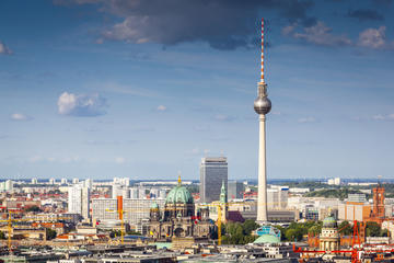 Skip the Line: Berlin TV Tower Lunch