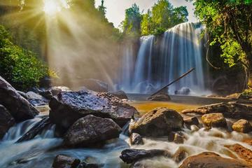 Full-Day Phnom Kulen National Park Tour from Siem Reap