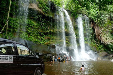 Kulen Full-Day Tour (by shared MiniBus)