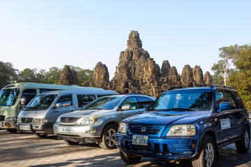 Private Angkor Day Tour (by aircon Vehicles)